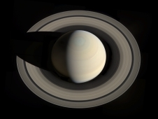 High Above Saturn