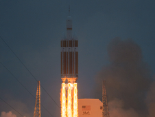 Launch of Orion
