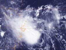 Tropical Depression 13W