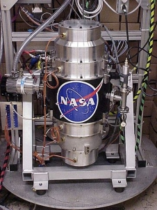 NASA G2 flywheel module