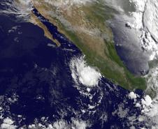 Tropical Storm Dalila