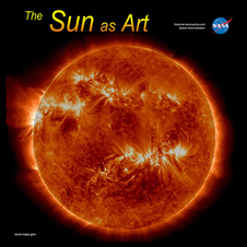 The Sun as Art promotional image.