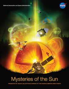 Cover from Mysteries of the Sun book.