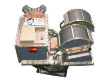 Photo of one of the TWINS spacecraft.