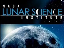 The logo of the NASA Lunar Science Institute