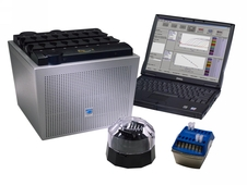 The SmartCycler Tube is a key component of the Cepheid SmartCycler System that is part of the on-orbit quantitative Real-Time PCR (qRT-PCR) of WetLab-2.