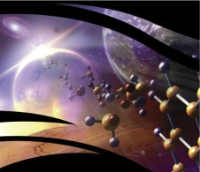 Astrobiology artwork