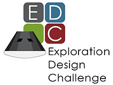 Logo for the Exploration Design Challenge