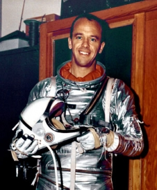 who was first american astronaut in space - photo #8