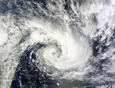 Tropical Cyclone Bansi
