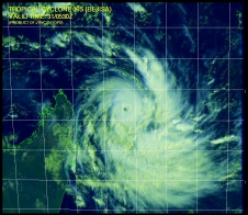 Tropical Cyclone Bejisa