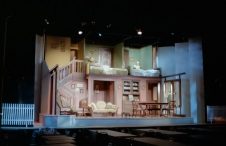 "A set from ""Brighton Beach Memoirs."""