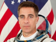 Expedition 36 Flight Engineer Chris Cassidy