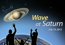 Wave at Saturn July 19, 2013 promotion
