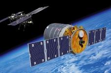 Cygnus approaching ISS
