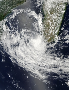Tropical Cyclone Deliwe