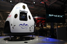 Dragon V2 spacecraft