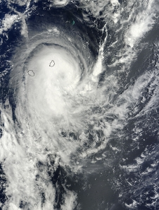 Tropical Cyclone Edilson