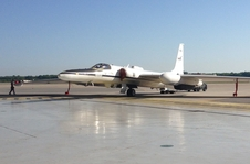 NASA's ER-2 research aircraft