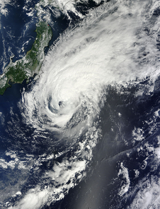 Tropical Storm Fengshen