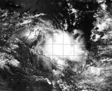 Ex-tropical cyclone Gillian