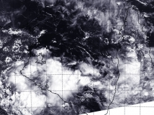 Suomi NPP Image of Gillian