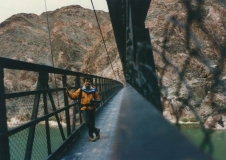 Crossing the Colorado River