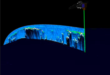 NASA's Cloud-Aerosol Lidar Pathfinder Infrared Satellite (CALIPSO) flies in constellation with CloudSat to provide a unique vertical profile of cloud height and ice-water content. The data products are helping scientists improve forecasts of icing conditions.