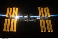 The International Space Station's change in position accommodates solar research from an orbital vantage point by lengthening the window of time to observe a full rotation of the sun for data collection from the Solar observatory. (NASA)