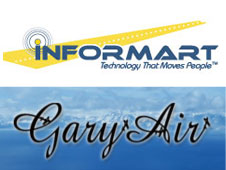 NASA - InformArt/GaryAir logo