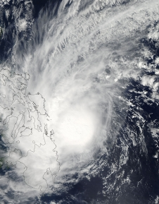 Tropical Storm Kajiki