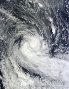 Tropical Cyclone Kofi