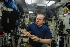 Commander Oleg Kotov