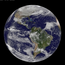 EPIC will generate a full disk image of Earth in one picture.