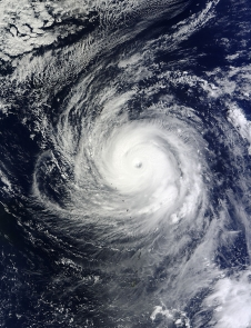 Super-typhoon Lekima