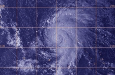 Tropical Storm Lekima