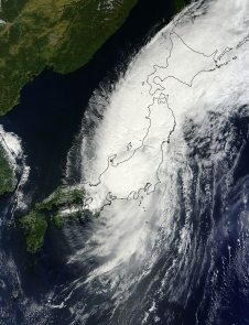 Man-yi over Japan Sept. 16