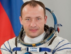 Expedition 36 Flight Engineer Alexander Misurkin