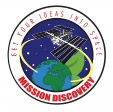 Mission Discovery mission patch.