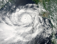 Tropical Cyclone Phailin