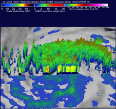 TRMM image of Phanfone