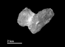 The nucleus of comet 67P/Churyumov-Gerasimernko