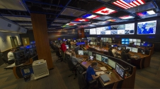 The Payload Operations Integration Center at NASA's Marshall Flight Center in Huntsville, Ala., is the command post for science on the International Space Station. It is staffed around the clock, 365 days of the year.