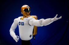The version of Robonaut currently on the station.
