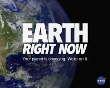 Γη τώρα: ο πλανήτης σας αλλάζει.  Είμαστε σε αυτό.