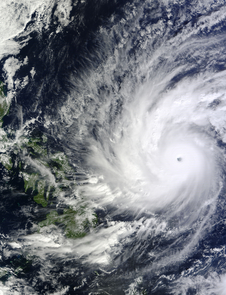 Super Typhoon Hagupit
