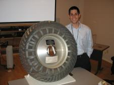 Fernando Zumbado - Robotics Systems Engineer