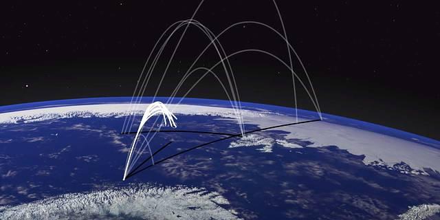Grand Challenge trajectories