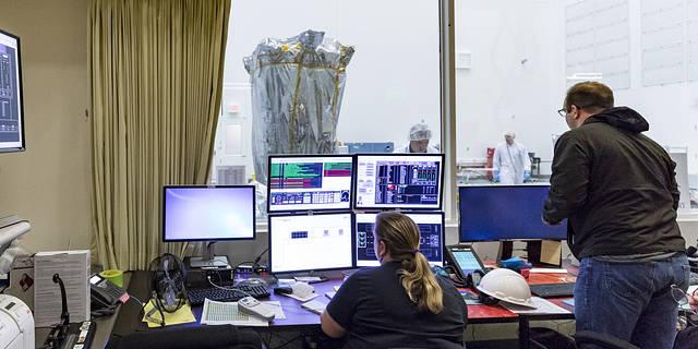 Parker Solar Probe arrives at Goddard