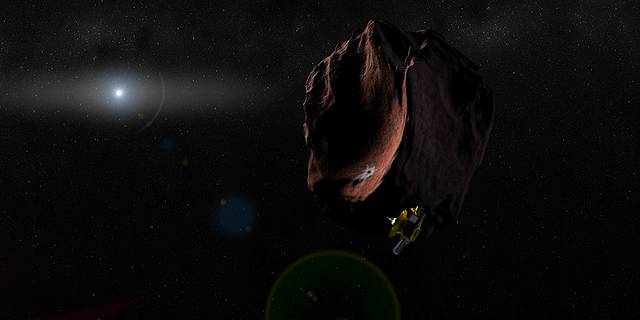 New Horizons in the Kuiper Belt